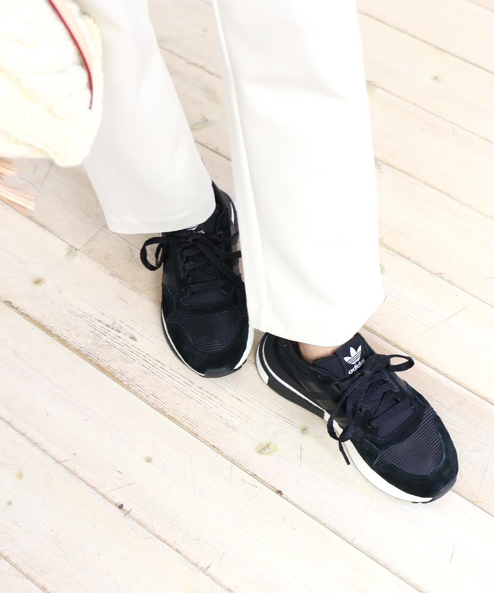 【20%OFFクーポン発行中!】【E-2】【アディダス adidas】オリジナルス スエード×メッシュ スニーカー ゼットエックス ZX 500 RM・B42227-0121802【レディース】【◎】