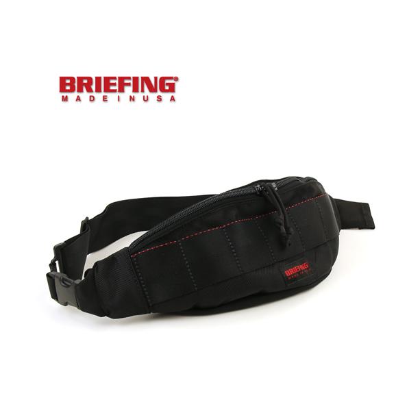 【ブリーフィング BRIEFING】バリスティックナイロン ボディバッグ ウエストバッグ TRIPOD・BRF071219-4301802【メンズ】【レディース】【JP】【◎】