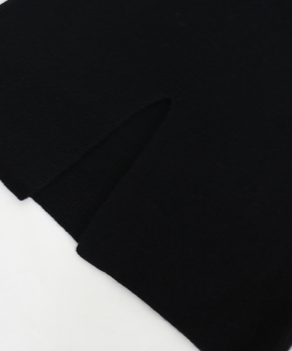 リムアーク RIM ARK ウール混 ハイネックスクエアニット タイトスカート セットアップ ニット×スカート・460BAL73 0390 4201802 レディース4c5qR3AjL