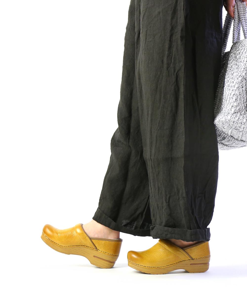 【ダンスコ dansko】ディストレスレザー 木目ソール サボシューズ クロッグス プロフェッショナル PROFESSIONAL・PROF-DIS-2912001【レディース】【D-1】
