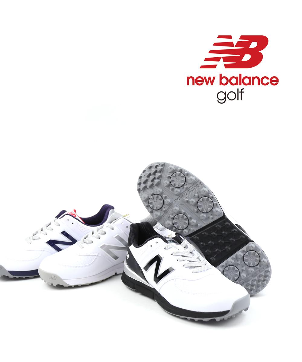 【ニューバランス new balance】GOLF メンズ ゴルフシューズ スパイクレス MGS574・MGS574-4061901【メンズ】【レディース】【JP】【◎】