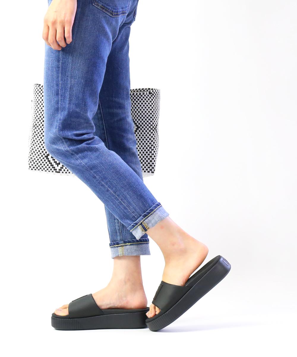 puma platform bleu