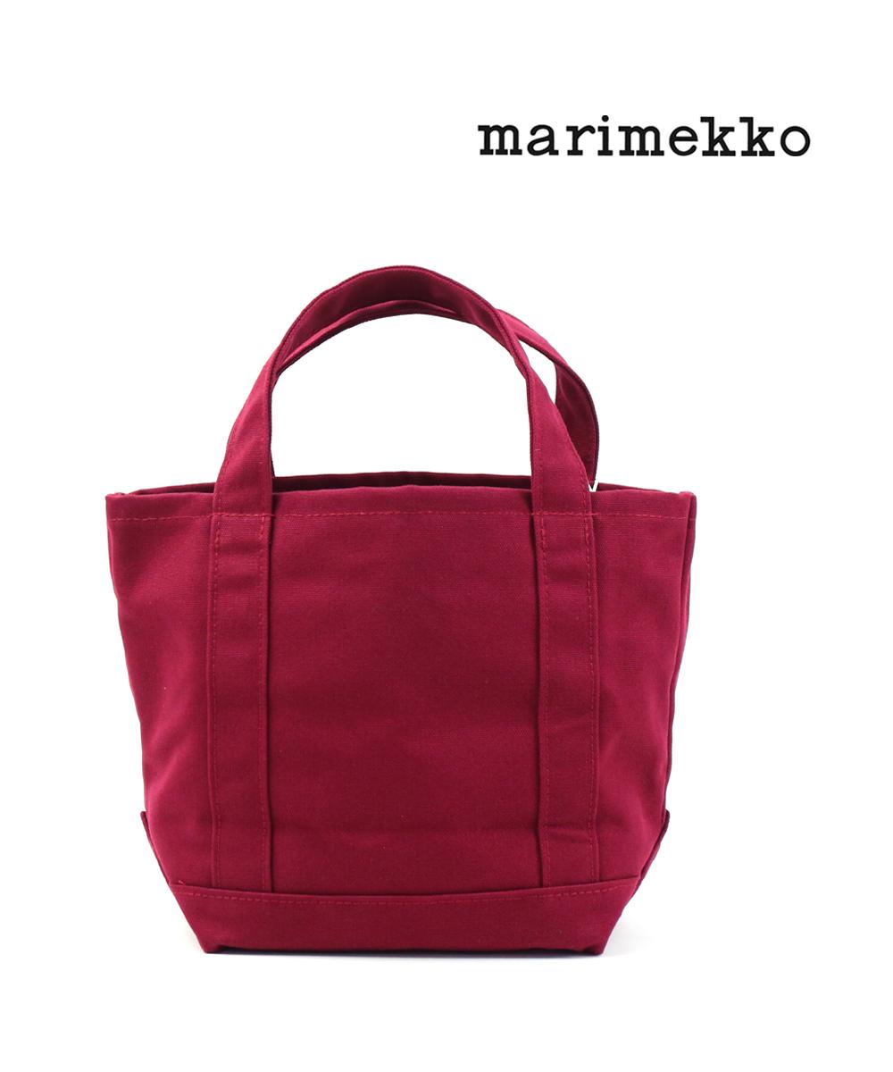 【マリメッコ marimekko】コットン 日本限定 トートバッグ キャンバスバッグ SEIDI・52199247543-0061902【レディース】