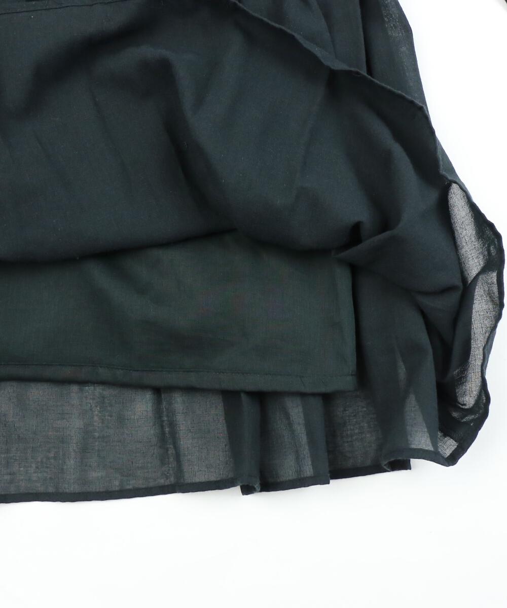リムアーク RIM ARK コットンシルク ジャガードカット ティアードドレス ジャガードワンピース Hicks jacquard dress・460CAL33 0300 4201902 レディース2Flast 1◎dBCorxe
