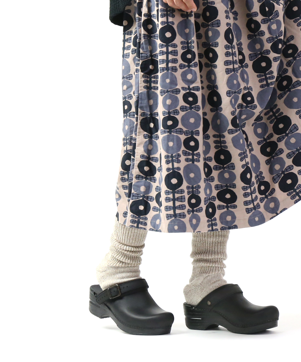 【E-1】【ダンスコ dansko】オイルドレザー ストラップ付き サボサンダル クロッグス イングリッド INGRID・INGRID-2912001【レディース】【◎】