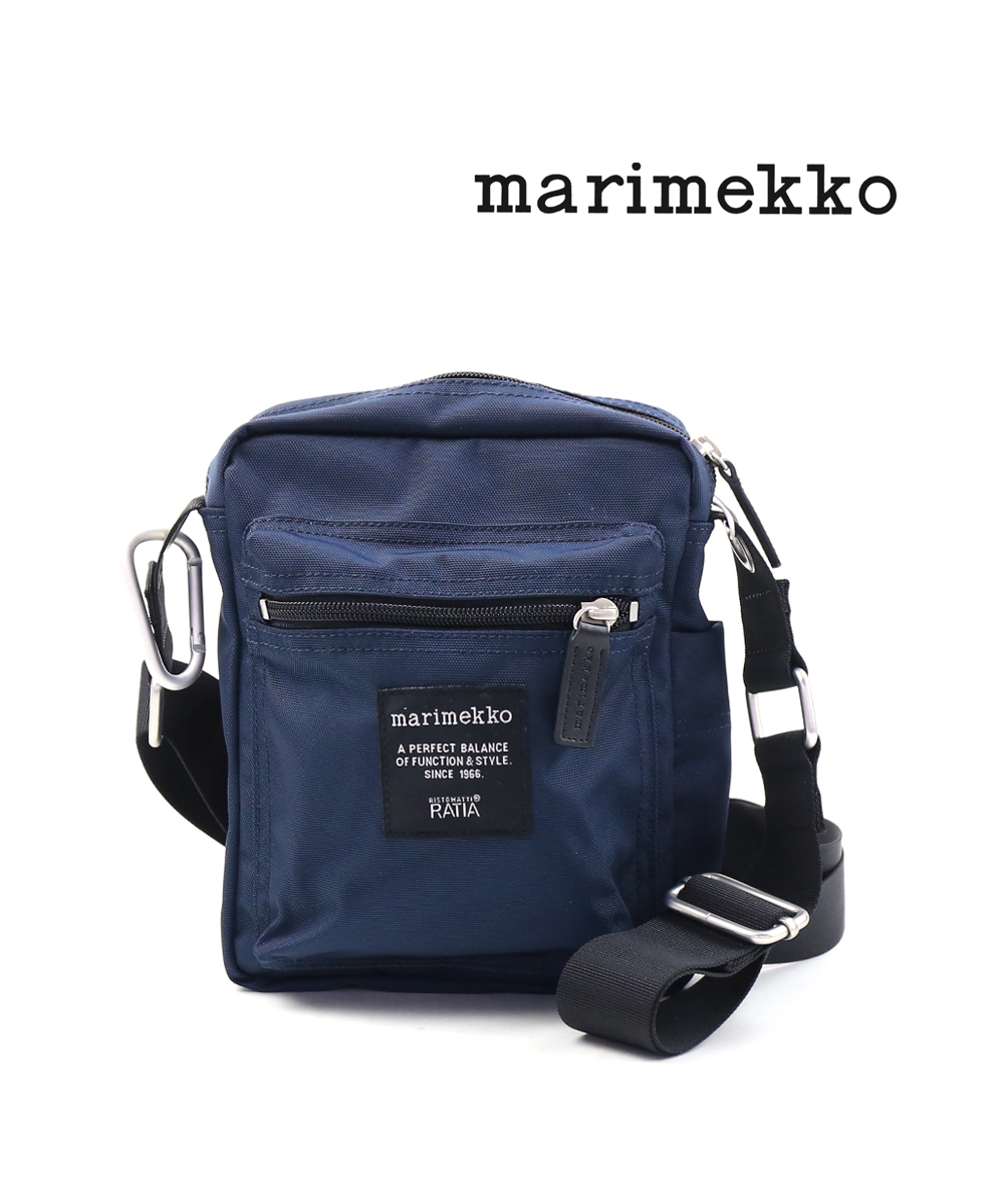 【マリメッコ marimekko】日本限定 ミニ ショルダーバッグ CASH&CARRY・52199247539-0061902【メンズ】【レディース】