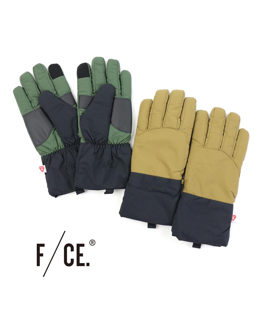 【エフシーイー F/CE.】F/LIGHT 手袋 プリマロフトグローブ PRIMALOFT GLOVE・F1802ACS0020-4391902【メール便可能商品】[M便 5/5]【メンズ】【レディース】