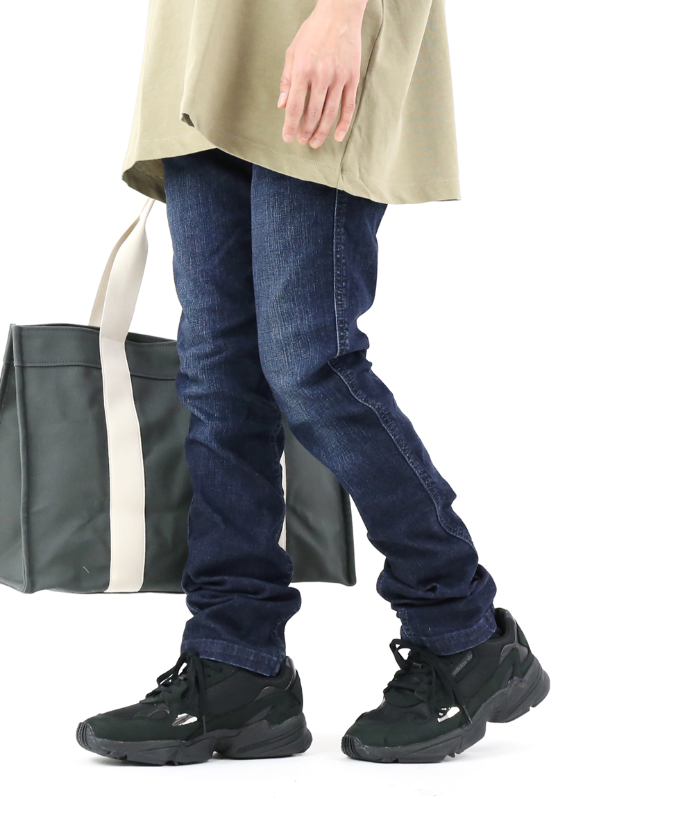 【アディダス adidas】メッシュ×スエードアッパー スニーカー 靴 ダッドシューズ ADIDASFALCON W アディダスファルコン・G26880-0122001【レディース】