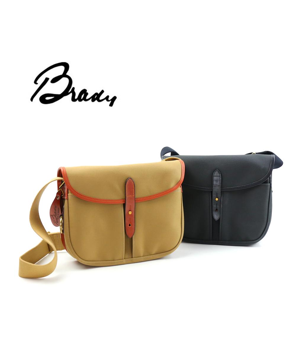【ブレディ Brady】コットンキャンバス ショルダーバッグ STOUR ストア・STOUR-0322001【メンズ】【レディース】【JP】