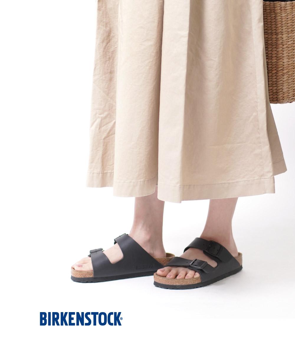【ビルケンシュトック BIRKENSTOCK】ビルコフロー ソフトフットベッド ダブルストラップ サンダル ARIZONA アリゾナ・ARIZONA-SFB-0242001【レディース】【JP】