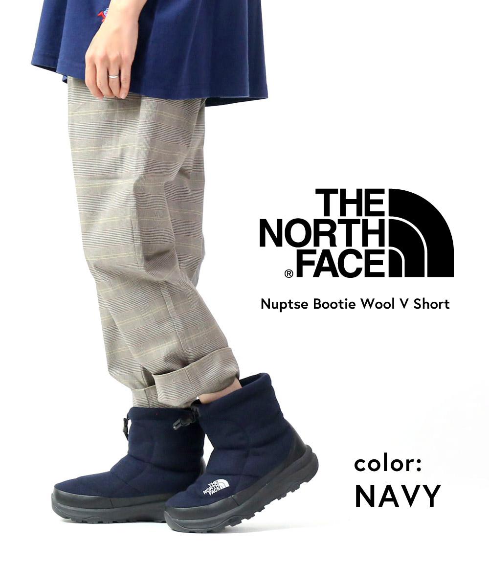 【ザ ノースフェイス THE NORTH FACE】ウール ショートブーツ ヌプシブーティー ウール V ショート Nuptse Bootie Wool V Short・NF51979-2532002【メンズ】【レディース】【C-4】【■■】【クーポン対象外】