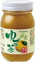 国産ゆず茶 オーサワジャパン 520g×8個
