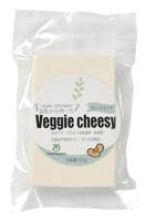 Veggie cheesy ブロック(冷蔵) オーサワジャパン 100g×10個