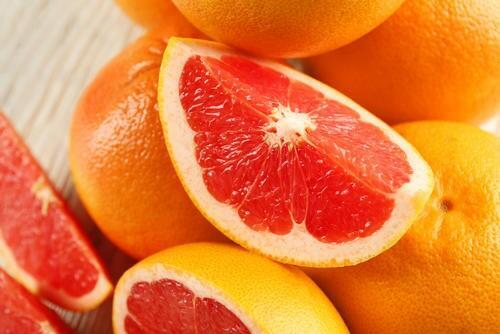 【フルヤの減農薬野菜】グレープフルーツ ルビー 17kg(35~50玉)