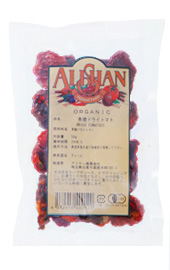 トマトの煮込みやパスタソースに オイル漬けにしてどうぞ 送料無料 メール便 OUTLET SALE alishan ALISHAN 有機ドライトマト お金を節約 50gアリサン