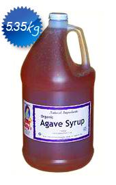 アガベシロップ5.35kg /1ガロン ALISHAN