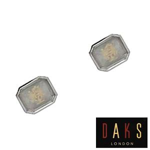 DAKS LONDON カフスボタン ダックス カフス メンズ アクセサリー メンズ DSS023 彼氏 誕生日 プレゼント ギフト ブランド フォーマル 就職祝い 結婚式 面接 送料無料08nkwOP