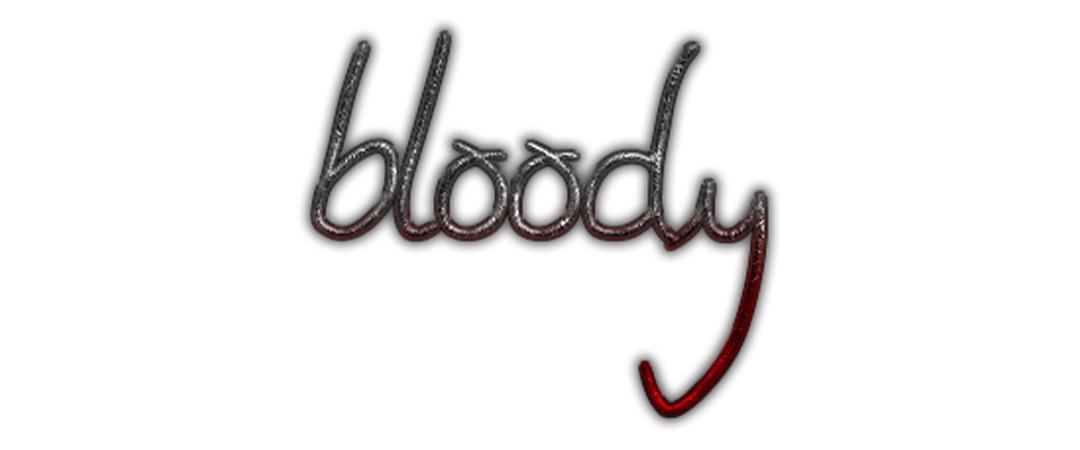 bloody:モノトーン・モード系・ゴシップ・サブカルのファッションブランドです。