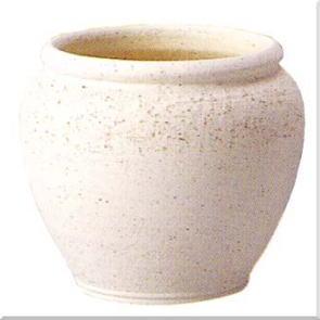 品質満点 ホワイトテラコッタ 10号(信楽焼陶器鉢カバー), 御昆布佃煮司 和甲:b82011f9 --- construart30.dominiotemporario.com