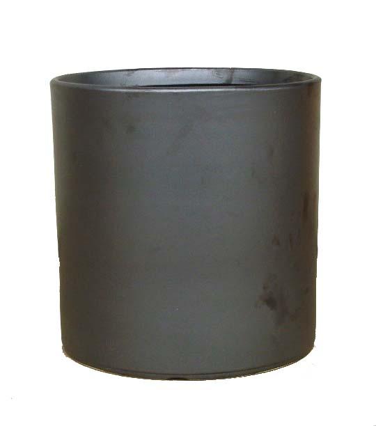 ストレートイブシ8号(信楽焼陶器鉢カバー)