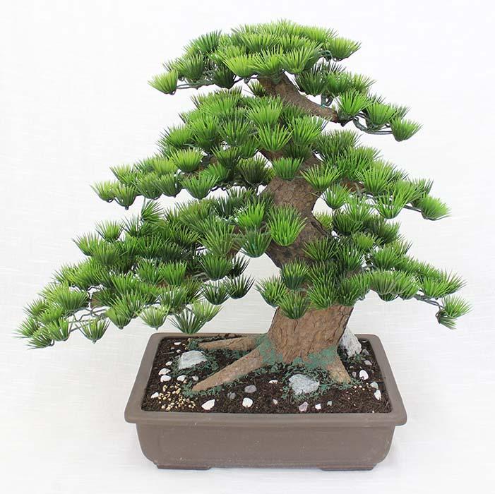 【工芸盆栽】長角 12号(デラックス)【Bonsai of imitation】【Bonsai of artificial】