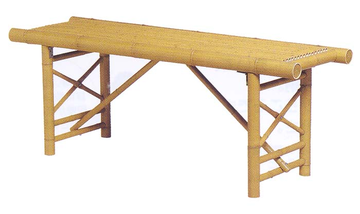 人工竹縁台 5尺