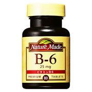 ネイチャーメイド スーパーSALE 定番スタイル セール期間限定 ビタミンB6 80粒 ※軽減税率対応品 正規品