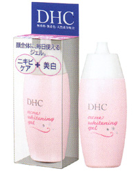 DHC medicated acne whitening gel 35 ml