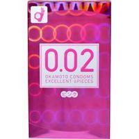 【送料無料】 オカモト うすさ均一 0.02 EX (ピンク) 6個入×144個セット 1ケース分 【正規品】