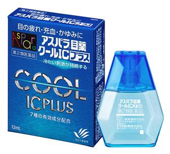 아스파라 안약 쿨 IC플러스 12 ml