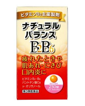 【第3類医薬品】【10個セット】【送料無料】  ナチュラルバランスBB 250錠×10個セット 【正規品】
