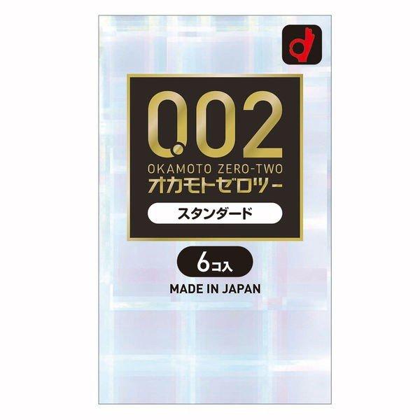 【10個セット】 コンドーム/うすさ均一002EX 6コ入×10個セット 【正規品】