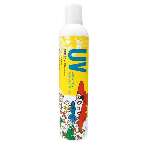 Vibeke systemic whole smooth UV spray SPF 50 + PA++++ 300 g