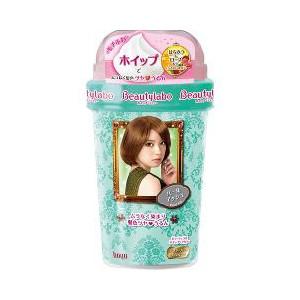 Beauty Labo whip hair color Pearl ash 1 set