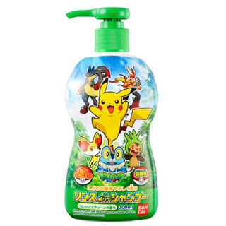 Rinse in shampoo pump Pokemon 300 ml