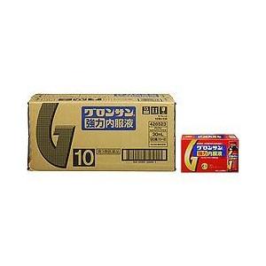 【第3類医薬品】【20個セット】 グロンサン強力内服液 (30mL*10本)×12箱×20個セット 【正規品】