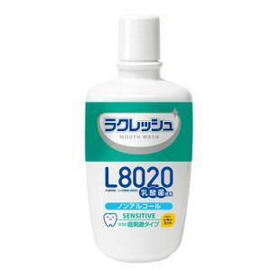 【24個セット】【送料・代引き手数料無料】L8020乳酸菌 ラクレッシュ 洗口液 センシティブ 300ml×24個セット 1ケース分【正規品】