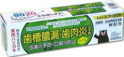 【10個セット】 薬用ハミガキ トゥースプロテクト ほんのりレモン味 100g×10個セット 【正規品】