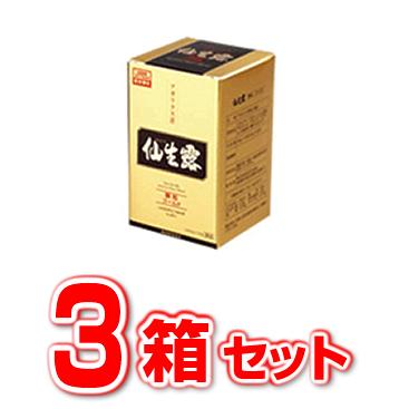 ★即納 【送料・代引き手数料無料】3箱セット♪ 仙生露 顆粒ゴールド 1800mg×30包 ×3箱セット 【正規品】