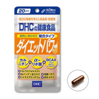 DHC 20 days-diet power 60 tablets