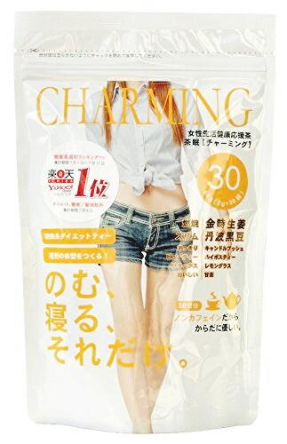 【10個セット】 茶眠(チャーミング) 30包 CHARMING×10個セット 【正規品】 ※軽減税率対応品