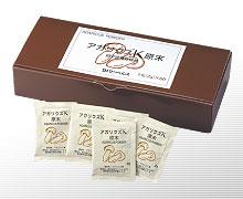 ★【送料・代引き手数料無料】 サンヘルス アガリクスK原末 1袋(2g)×60包 約30日分 【正規品】