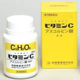 【第3類医薬品】【10個セット】 岩城製薬 アスコルビン酸ビタミンC原末 100g×10個セット 【正規品】