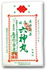 【第2類医薬品】【3個セット】 赤井筒薬 亀田六神丸 48粒入り×3個セット 【正規品】