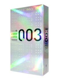 【1ケース分】【144個セット】オカモト ゼロゼロスリー(003) コンドーム 12個入り×144個セット 【正規品】