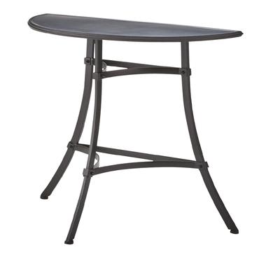 スチール製 リビングテーブル コンソールテーブル