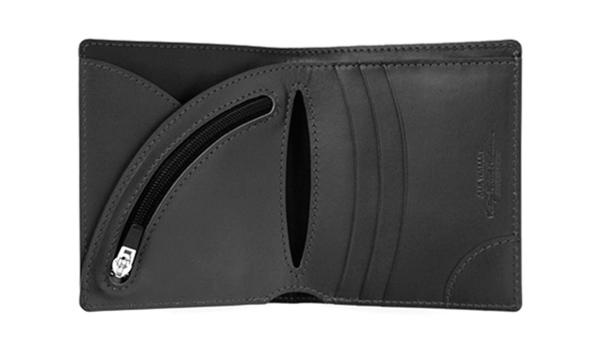 a4f4a9b2bba4 【Vintage Revival(ヴィンテージリバイバル)】日本製 ブラック10P03Dec16 短財布 プレゼントにも最適 二つ折財布 スマート  ウォレット レザー ヌメ革-メンズ財布 ...