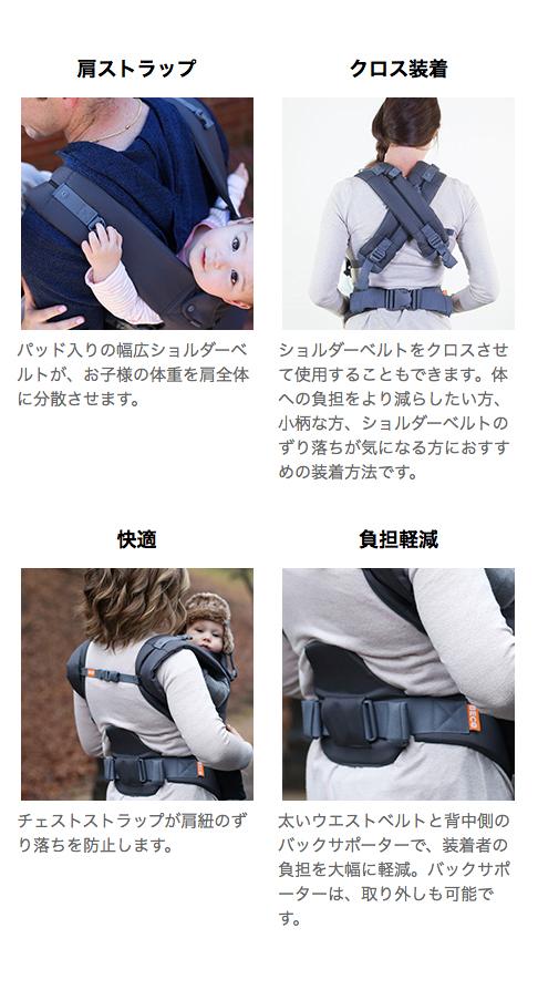 【正規販売店】【BECO/ベコ】 ベコ8クール【ベビーキャリー/ベビーキャリア/抱っこ紐】
