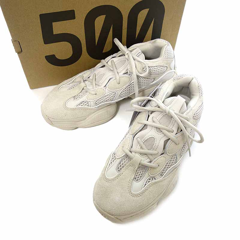 237528be4 Adidas  ADIDAS YEEZY 500 DB2908 sneakers size men 26.5 light graige rank N  101 91E18
