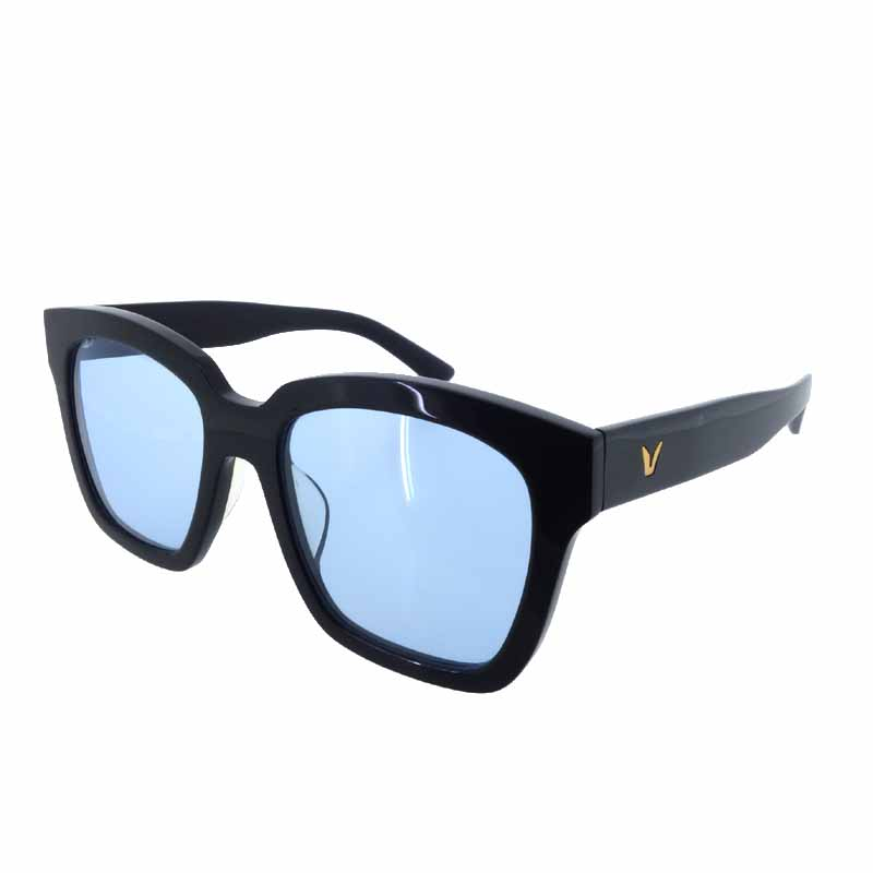 489217ad98 Black X blue rank A 101 62E18 which there is no Gen torr monster  GENTLE  MONSTER The Dreamer blue lens sunglasses size notation in